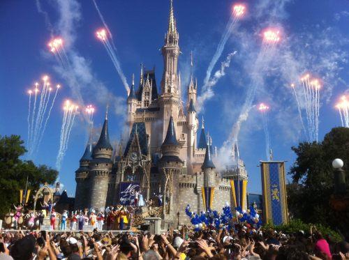 Disney World in Orlando, Florida