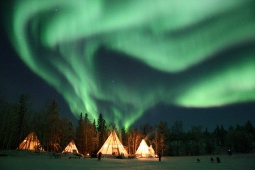 Northern Lights, Northwest Territories